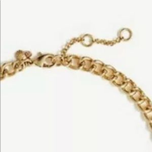 """NWT Ann Taylor Bauble Necklace 16"""" tGold # 436879"""